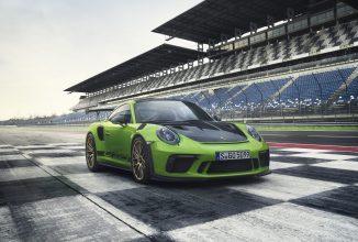 Porsche 911 GT3 RS în varianta facelift este prezentat oficial; Aduce un motor de 4.0 litri ce dezvoltă 520 cai putere
