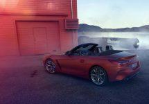 BMW Z4 (2019) apare în fotografii oficiale înainte de lansarea programată pentru săptămâna viitoare