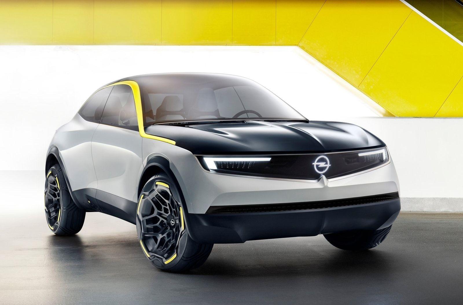 Opel GT X Concept